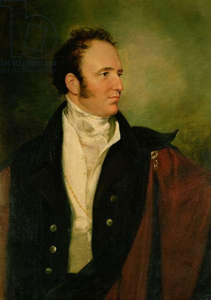 George, 2nd Earl of Bradford (1780-1865) (oil)