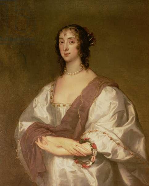 Lady Killigrew (oil on canvas)
