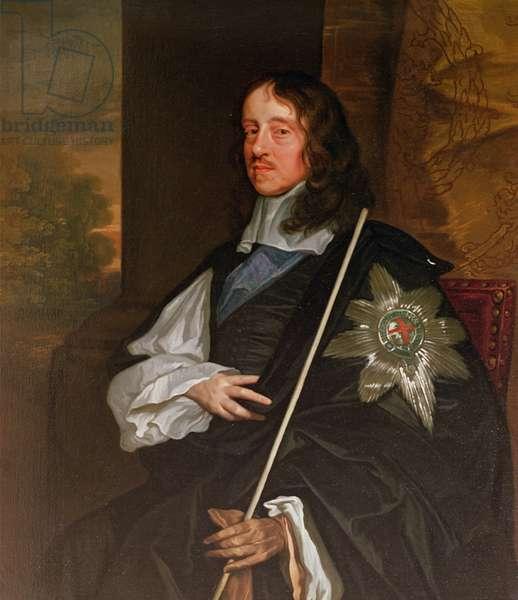 Thomas Wriothesley (1607-67) 4th Earl of Southampton (oil)