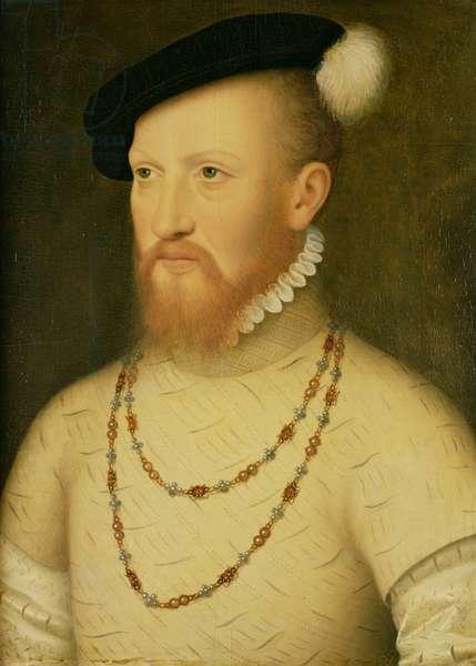 Sir Edward Seymour (later Duke of Somerset): (panel)