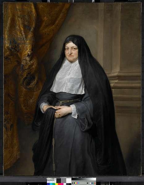 The Infanta Isabella Clara Eugenia, c.1630 (oil on canvas)