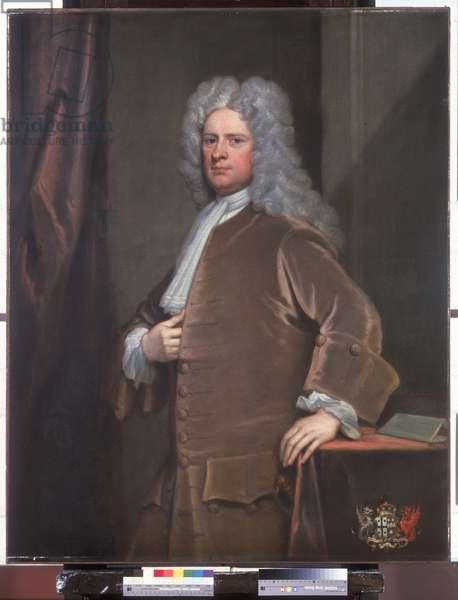 William Clayton, 1719 (oil on canvas)