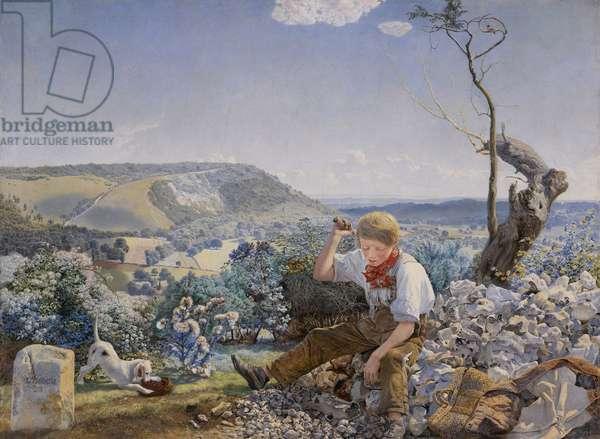 The Stonebreaker, c.1857-58 (oil on canvas)
