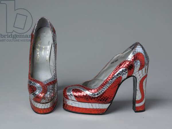 Plaftorm shoes