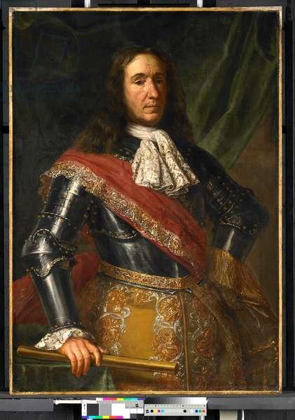 Presumed portrait of Prince Michael Casimir Radziwill, 1660-80 (oil on canvas)