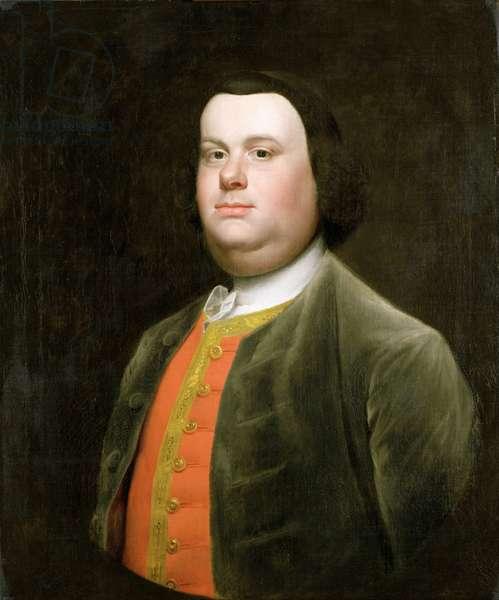 Portrait of James Stanley, 1755 (oil on canvas)