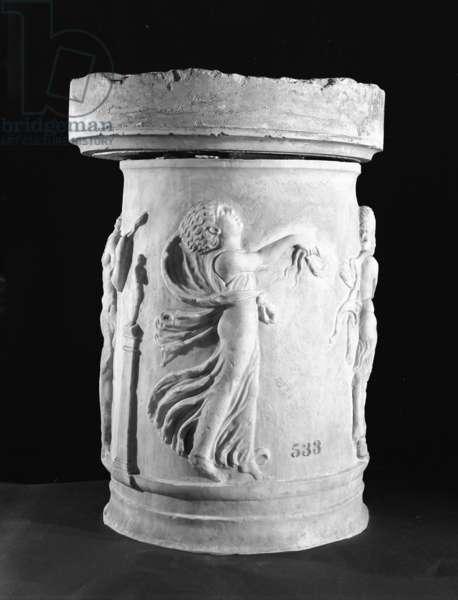 Altar, 1st century BC - 1st century AD (marble)