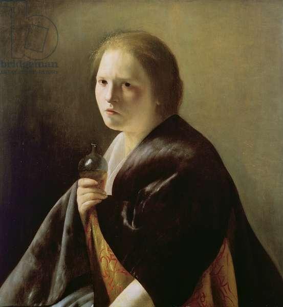 Magdalene (oil on panel)