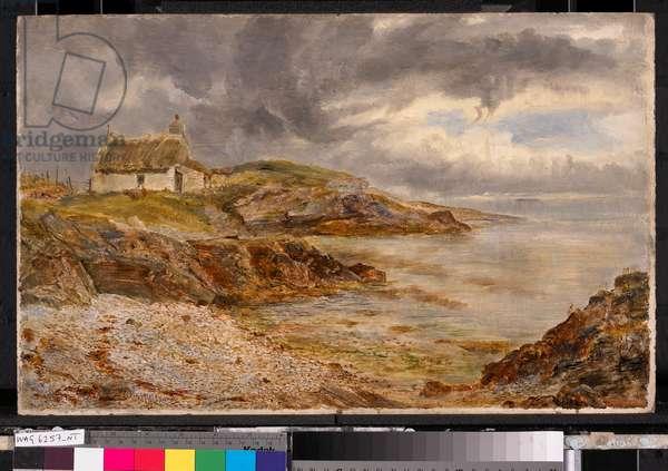 Rhoscolyn, 1885-1900 (oil on board)