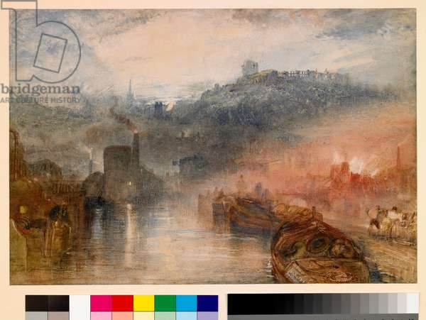 Dudley, Worcestershire, 1830-33 (w/c on paper)