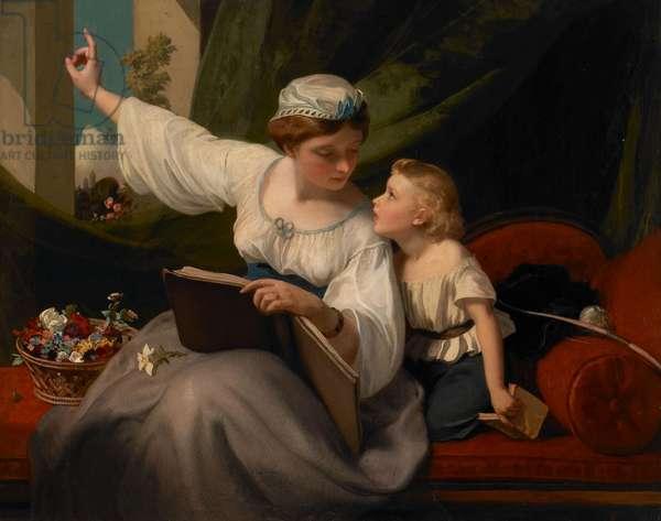 The Fairy Tale, 1845-70 (oil on canvas)