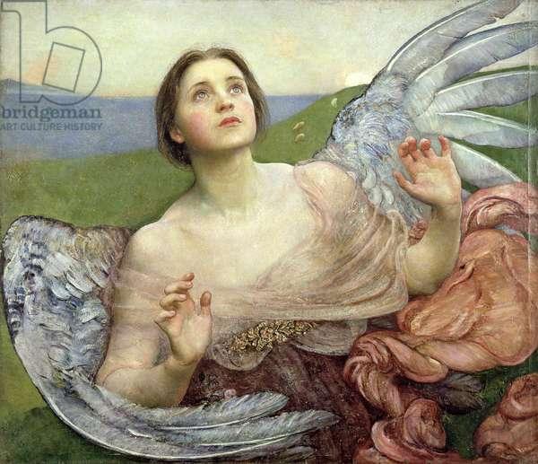 Sense of Sight, 1895 (oil on canvas)