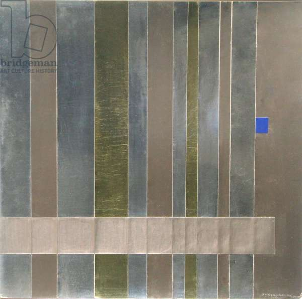 Composition, 1958 (collage on paper)