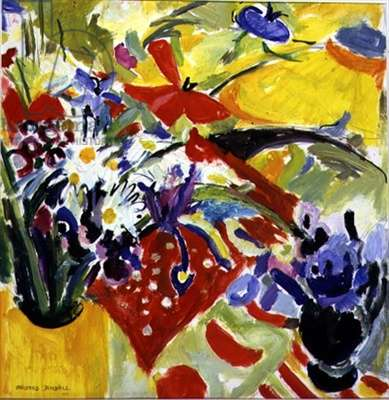 Etude de Fleurs (Flower Study)