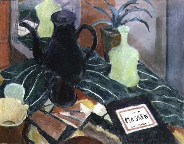 The Black Coffee Pot