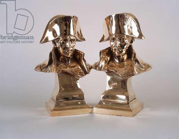 Napoleon Twins, 2007 (polished bronze)