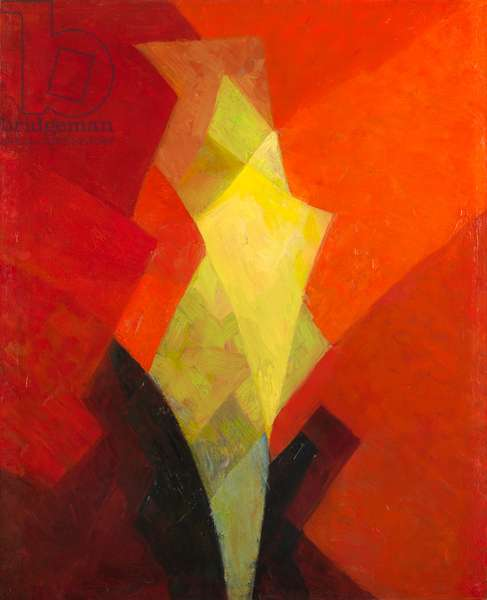 Elévation, 1946 (oil on canvas)