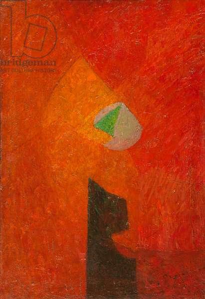 Lumière, c.1940 (oil on canvas)