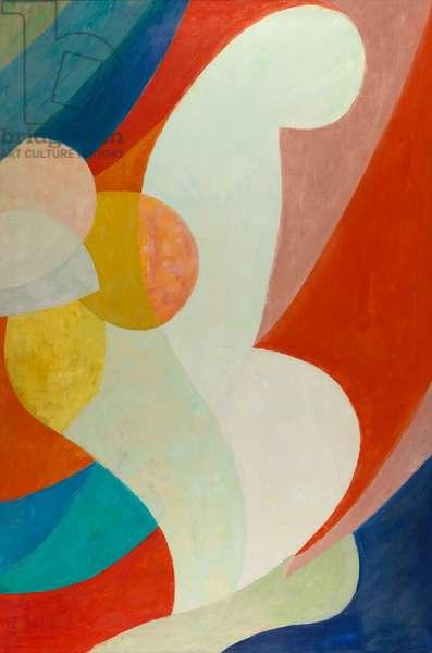 Vérité, 1960 (oil on canvas)