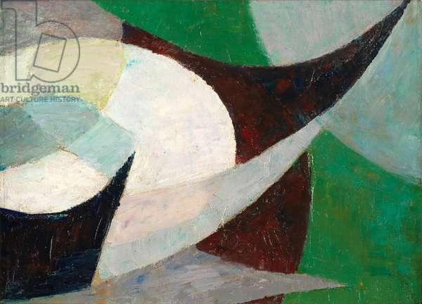 Le Vent, c.1935 (oil on canvas)