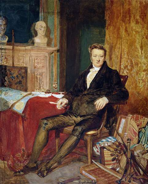 Portrait of Thomas Clarkson (1760-1846) (oil on canvas)