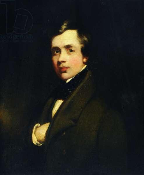 Thomas Earle, c.1840 (oil on canvas)