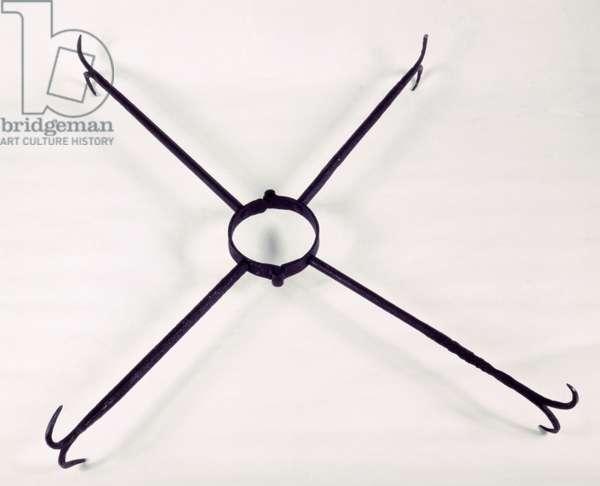 Slave neck collar (iron)