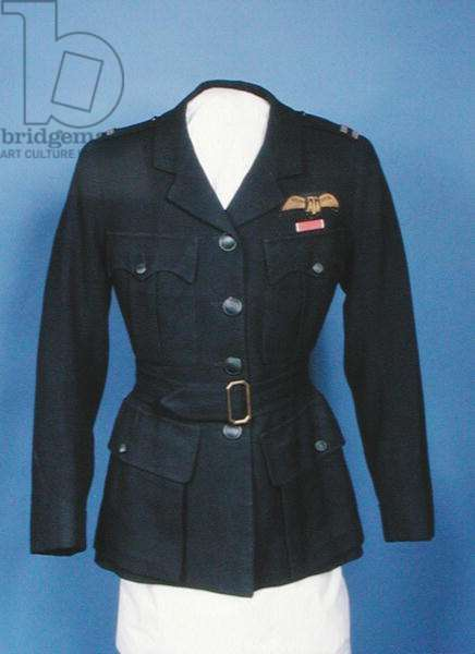 ATA flying jacket believed to have belonged to Amy Johnson (1903-41) c.1941