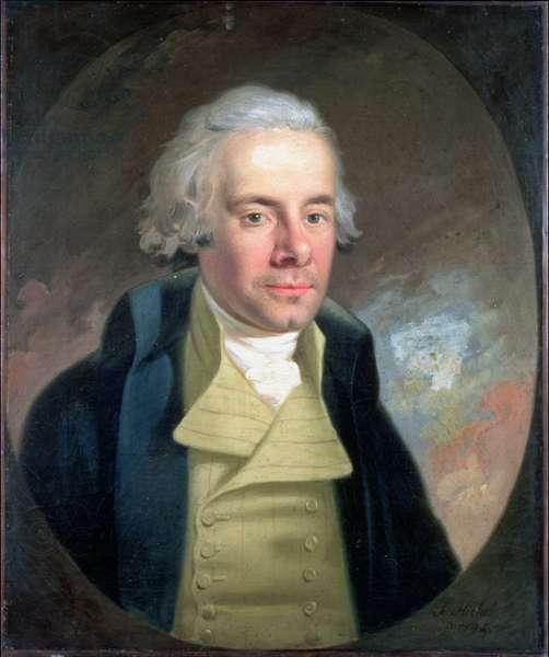 Portrait of William Wilberforce (1759-1833), 1794 (oil on canvas)