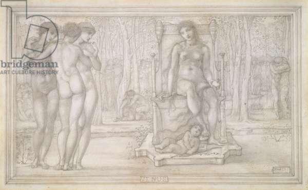 Venus Concordia (pencil on paper)