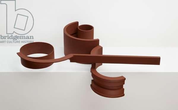 Table Piece XCVIII, 1970 (Steel)