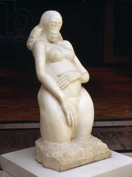 Genesis, 1929-31 (marble)