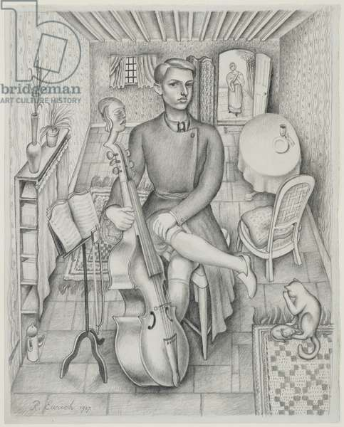 The Great Viol, 1927