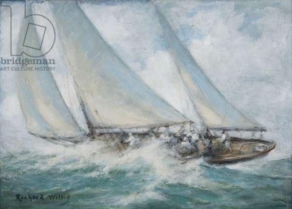 Classic Yacht -