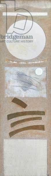 Painted Relief, c.1963 (oil on hardboard)
