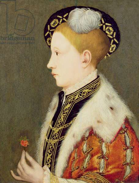 King Edward VI (1537-53)