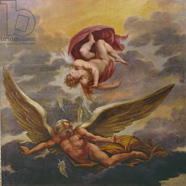 Daedalus and Icarus (ceiling painting)