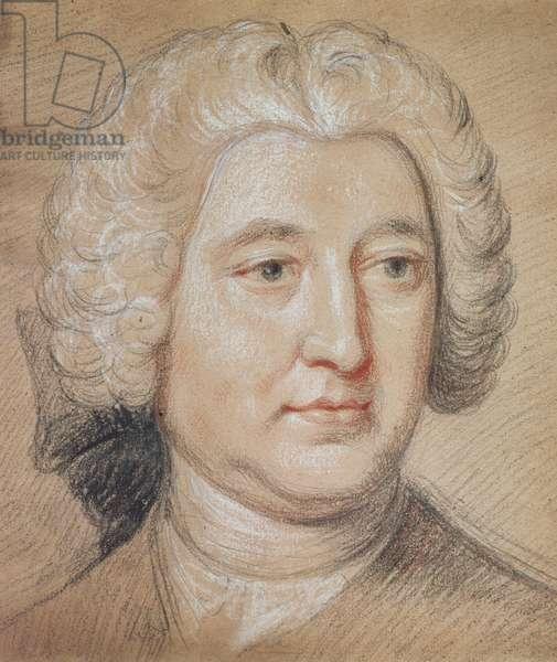 Henry, 9th Earl of Pembroke (1693-1751) (pastel on paper)