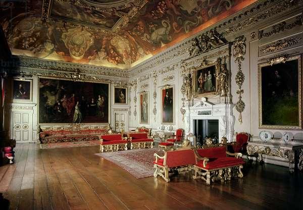 The Double Cube Room, c.1649 (photo)
