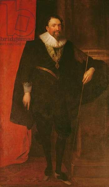 William Herbert, 3rd Earl of Pembroke (oil on canvas)