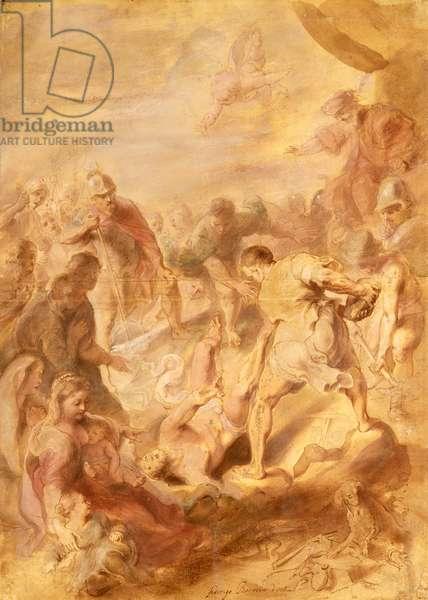 The Martyrdom of St.Vitalis
