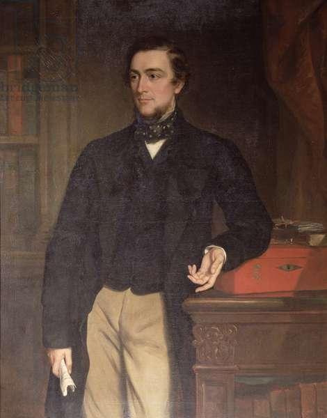 Sidney, Lord Herbert of Lea, 11th Earl of Pembroke (1810-61)