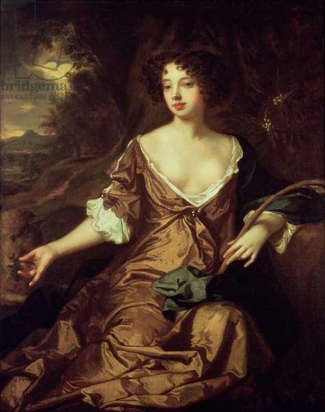 Henriette de Kerouaille, Countess of Pembroke (oil on canvas)