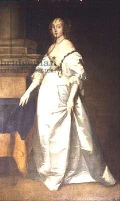 Penelope, Countess of Pembroke (oil on canvas)