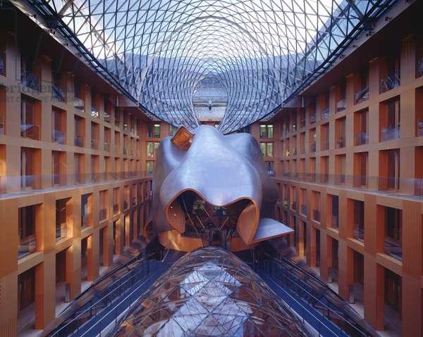 Atrium, built 1997-2000 (photo)