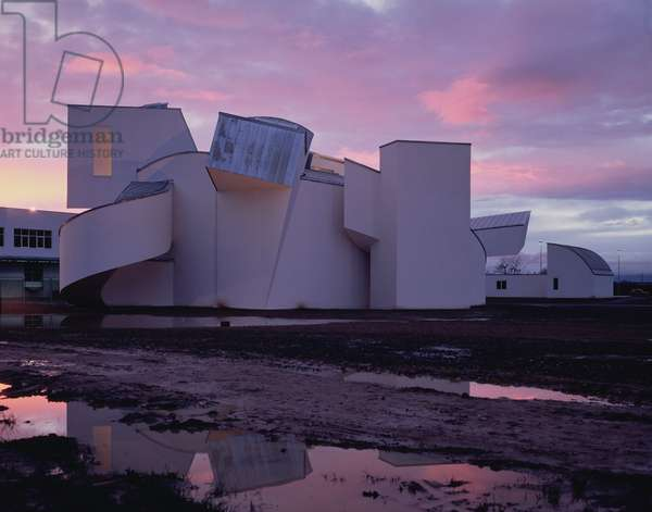 Vitra Design Museum, completed 1989 (photo)