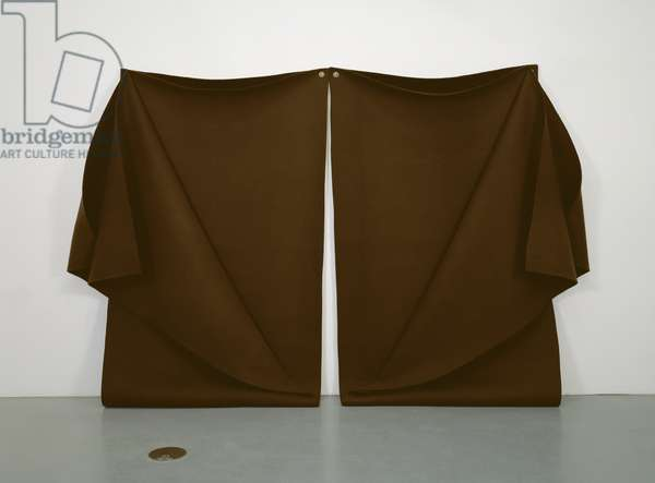 Untitled, 1978, as shown in 1995 (felt)