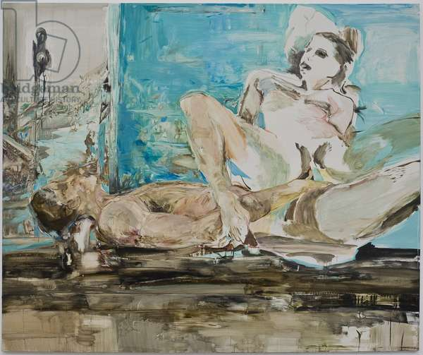 Summer Love, 2000 (oil on canvas)