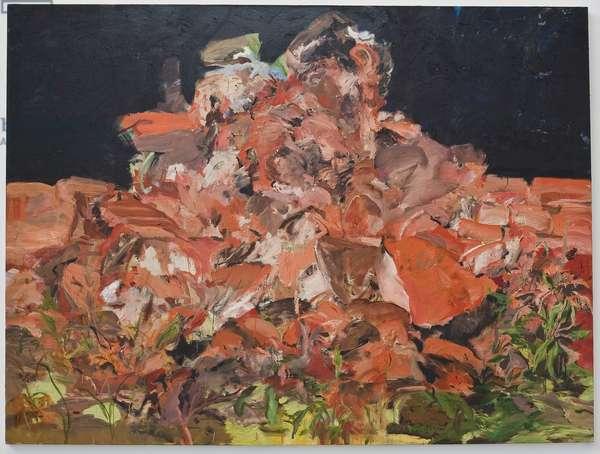 Crapolette, 2003 (oil on canvas)
