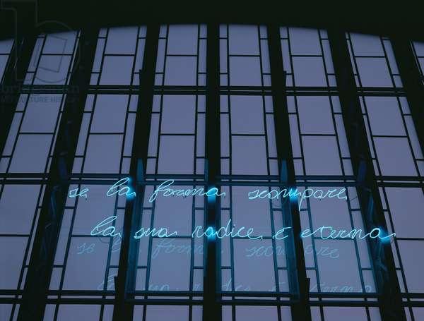 Labyrinth, 1989 (neon)